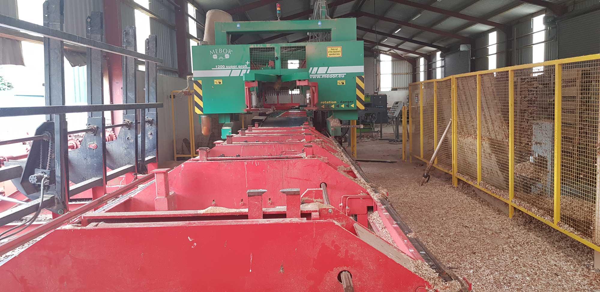 A U0026r Taggart Sawmills